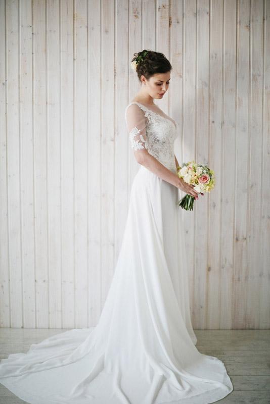 Идеальный образ невесты - фото №22