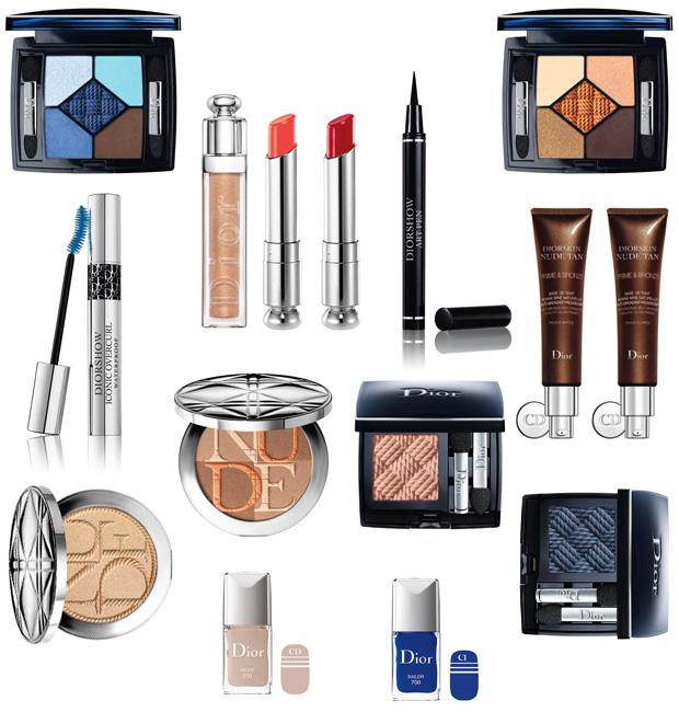 Обзор летних коллекций макияжа от известных брендов - фото №8