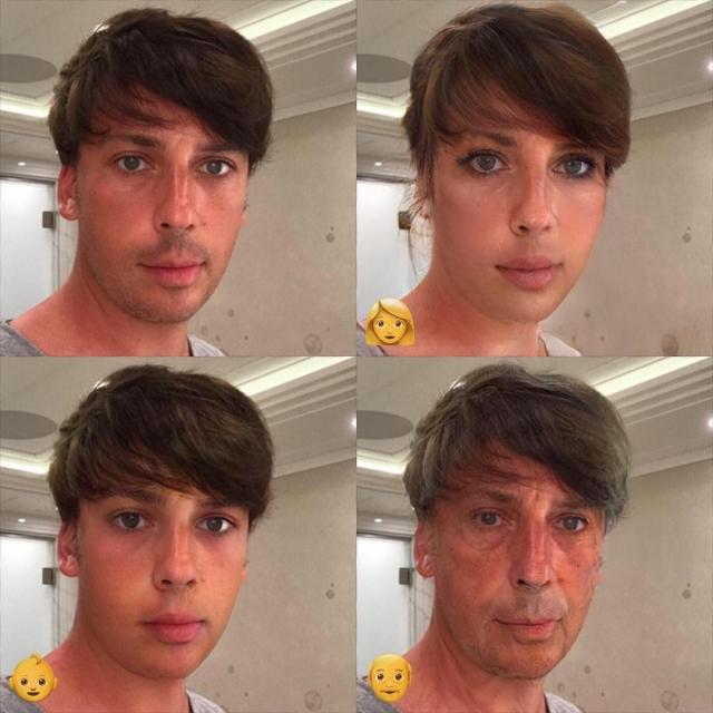 Максим Галкин показал, как мог бы выглядеть, если бы был женщиной (ФОТО) - фото №1