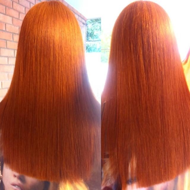 Что-то не так: какие последствия могут быть после кератинового выпрямления волос - фото №3
