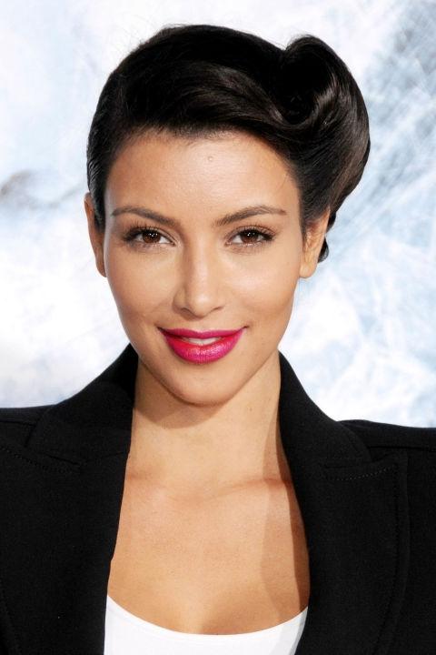 Ким Кардашьян 2009 год