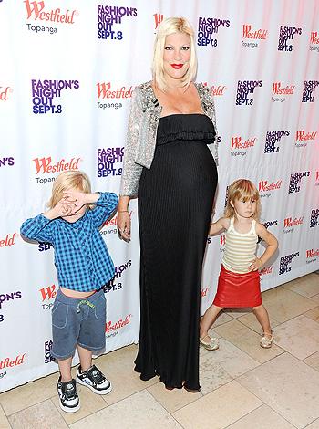 Звезда «Беверли Хиллз 90210» родила дочку - фото №2