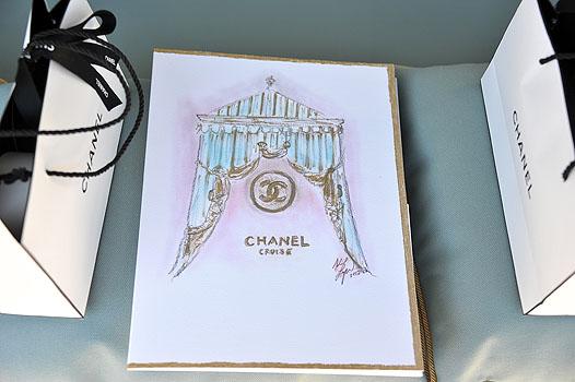 Chanel представил круизную коллекцию в Версале - фото №6