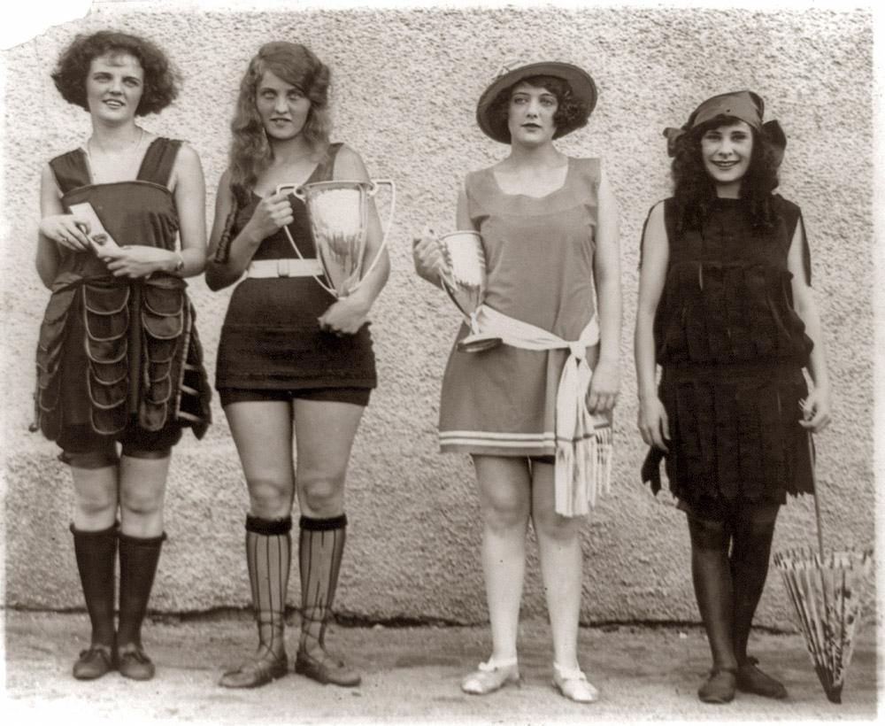 Как менялись женские фигуры в ХХ веке - фото №2