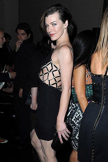 Показ Versace открыл Неделю высокой моды в Париже - фото №5