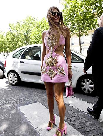 Неделя высокой моды в Париже: показ Christian Dior - фото №15