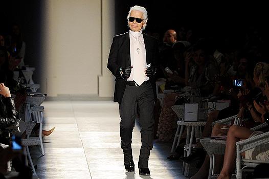 Неделя высокой моды в Париже: показ Chanel - фото №2