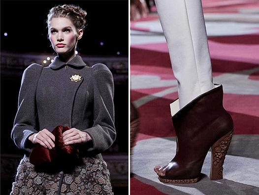 Неделя высокой моды в Париже: показ Ulyana Sergeenko - фото №3