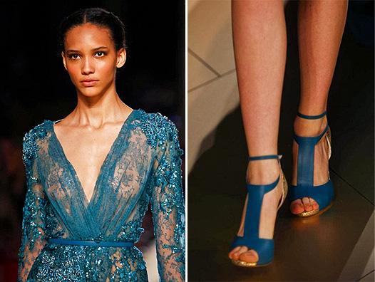 Неделя моды в Париже: показ Elie Saab - фото №3