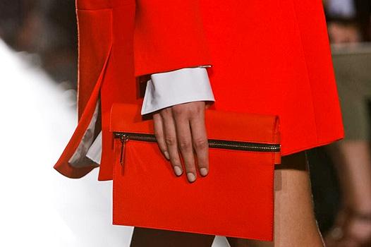 Виктория Бекхэм представила новую  коллекцию в Нью-Йорке. Фото - фото №2