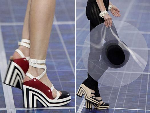 Неделя моды в Париже: «ветреный» показ от Chanel - фото №6