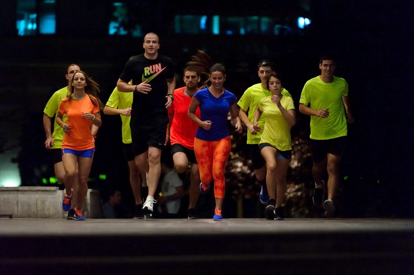 Пробежки с Nike+ Run Club: веселее и интереснее - фото №1