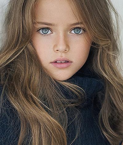 Почему самая красивая девочка в мире не дает интервью - фото №7