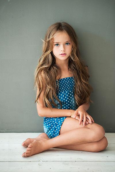 Почему самая красивая девочка в мире не дает интервью - фото №3