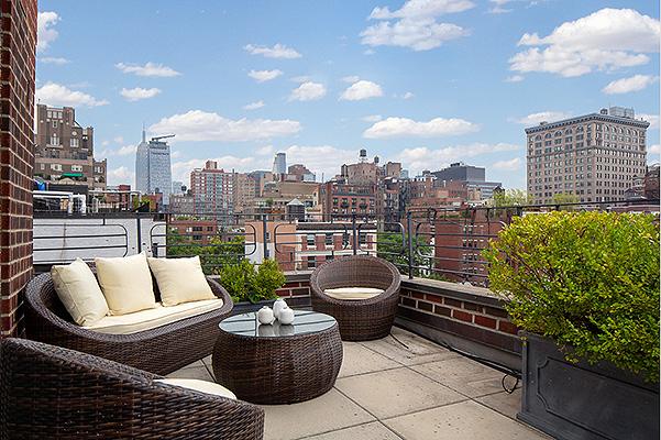 Звездный интерьер: Джулия Робертс продает свои роскошные апартаменты в Нью-Йорке - фото №2