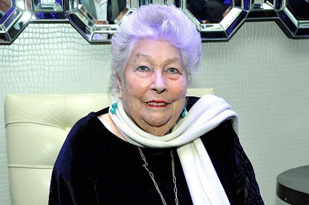 90-летняя Энн В. Коутс