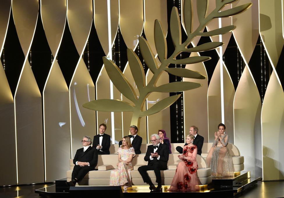 жюри каннского кинофестиваля
