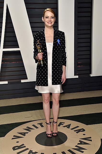 Afterparty Оскар 2017: рассматриваем бьюти-образы звезд на киновечеринке года (Vanity Fair) - фото №6