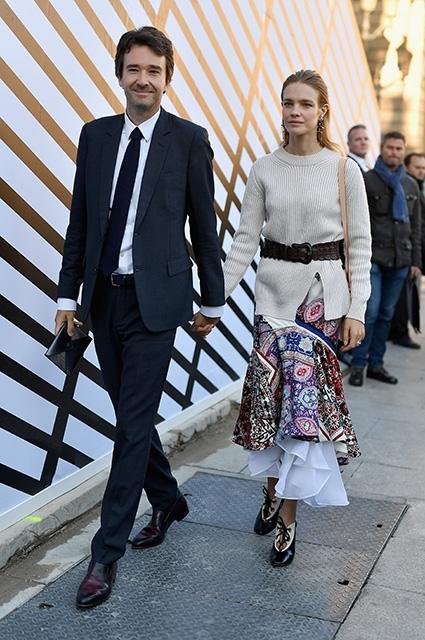 Наталья Водянова рассказала о первом свидании и начале отношений с Антуаном Арно - фото №3