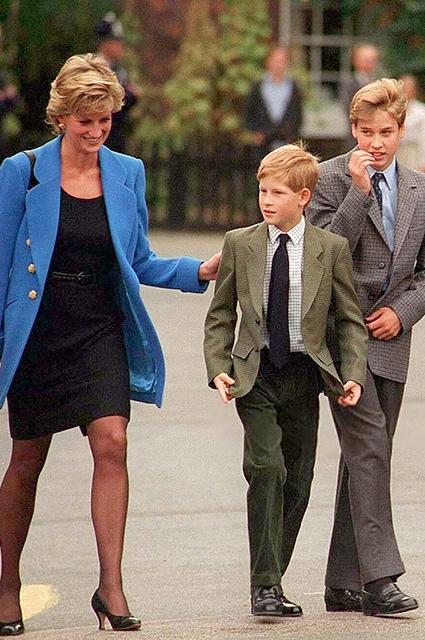 Принц Уильям рассказал о попытках принцессы Дианы победить булимию - фото №1