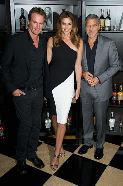 Синди Кроуфорд подтвердила пол будущей двойни Джорджа Клуни (ФОТО) - фото №2