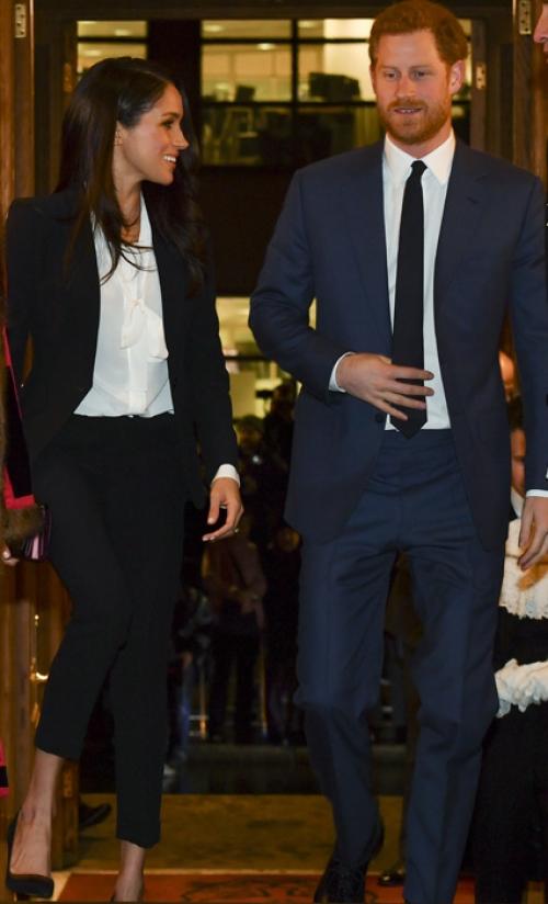 Endeavour Fund Awards меган маркл и принц гарри