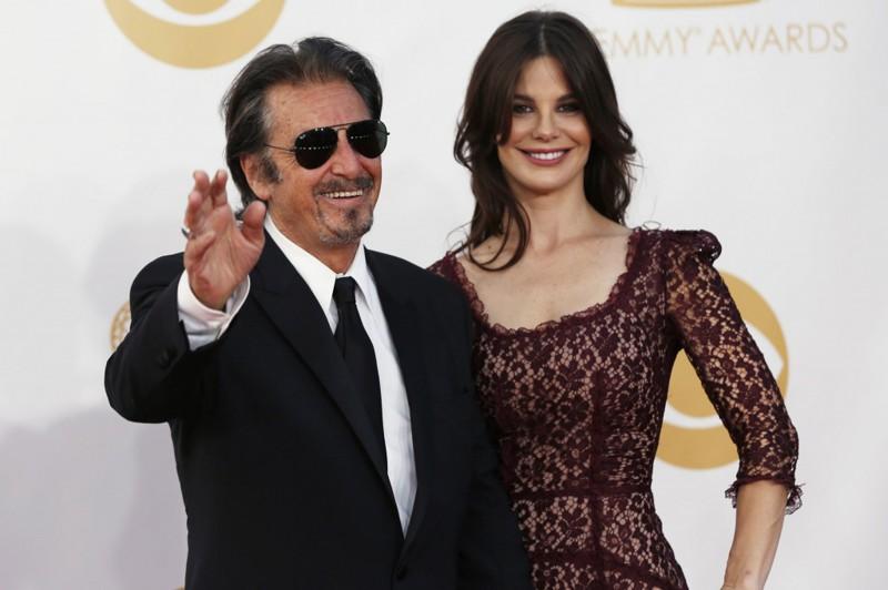 аль пачино с женой фото