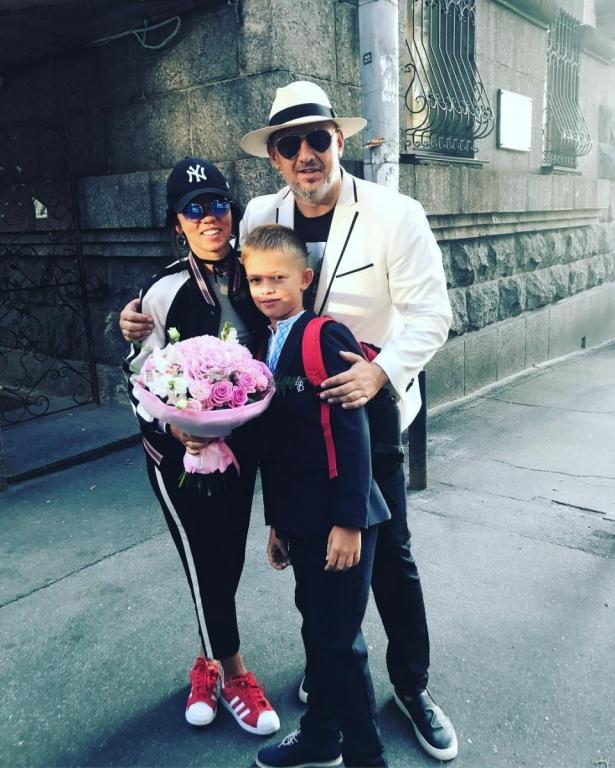 Потап и Ирина Горовая