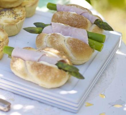 Варианты бутербродов для пикника - фото №3
