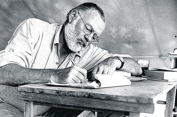 Хемингуэй, который всегда с тобой: что говорил о жизни великий писатель - фото №12