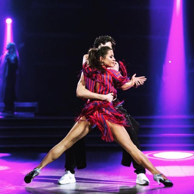"""""""Танцi з зiрками"""": Кухар назвала Могилевскую свинкой Пеппой: чем закончилась перепалка балерины и певицы (ВИДЕО) - фото №2"""