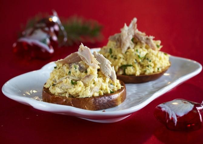 Бутерброды к новогоднему столу: топ 10 вариантов - фото №2