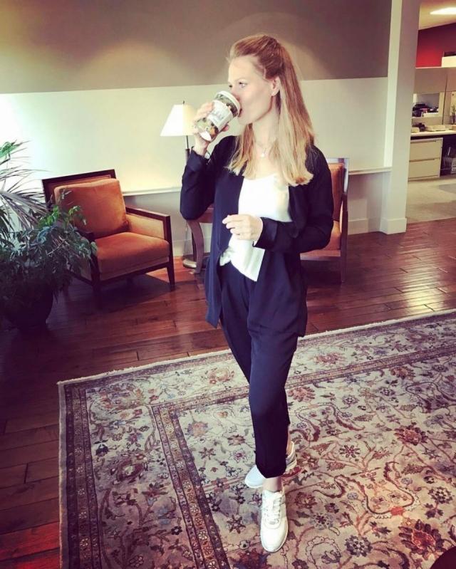 Идеальна, как и прежде: Ольга Фреймут показала фигуру в белье после рождения троих детей (ФОТО) - фото №2
