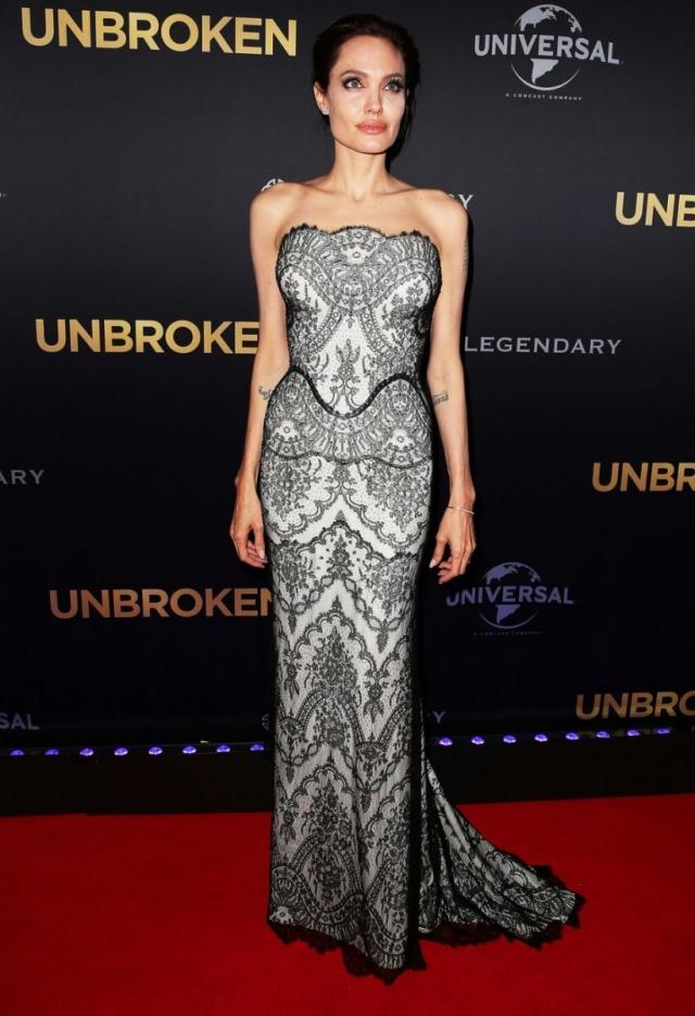 Стало известно, почему Анджелина Джоли не может избавиться от болезненной худобы (ФОТО) - фото №1