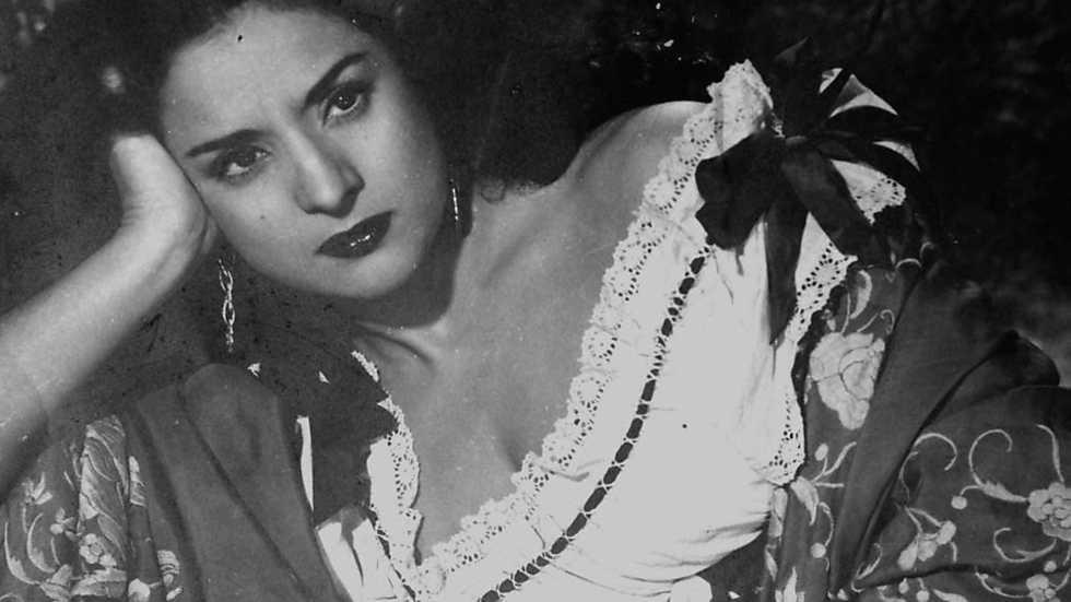93 года со дня рождения Лолы Флорес: Google посвятил дудл танцовщице фламенко - фото №2