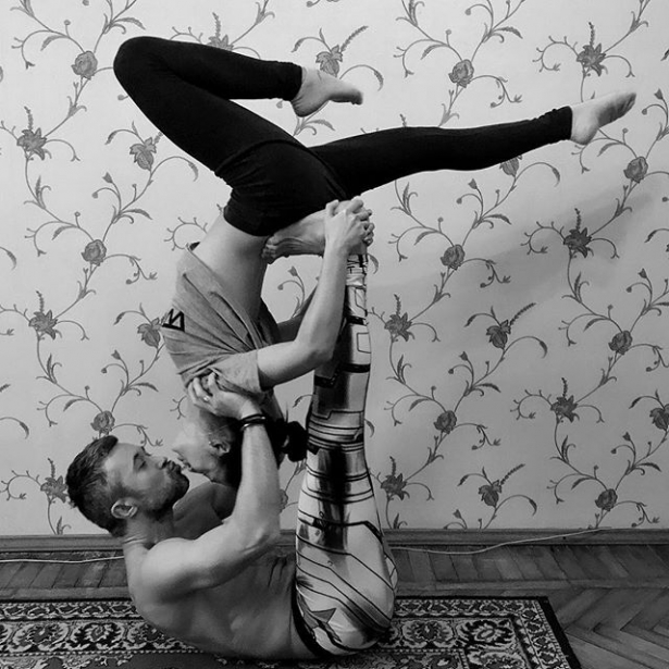Сергей и Снежана Бабкіні