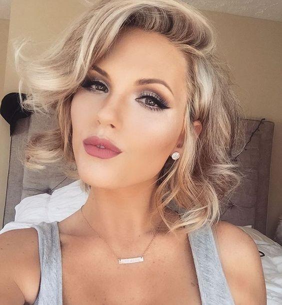 Пошаговая инструкция: делаем стильный макияж для блондинок с голубыми, серыми и карими глазами (+ВИДЕО) - фото №3