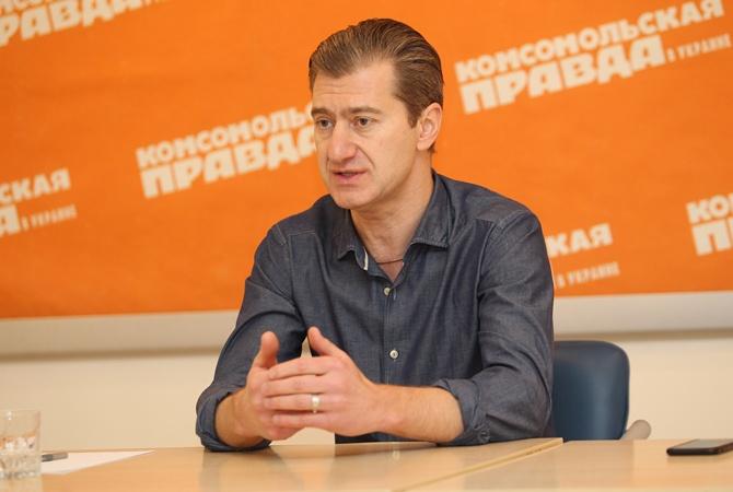 Юрий Никитин 2016