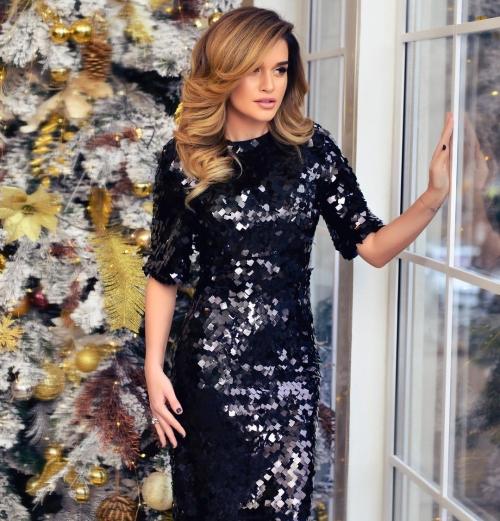что надеть на новый год платье