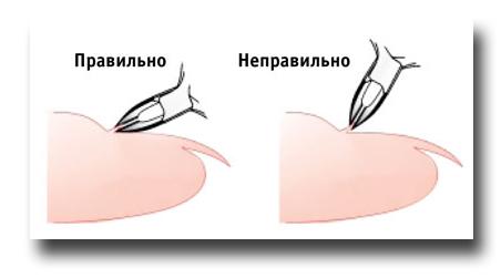 Как правильно делать обрезной маникюр - фото №4