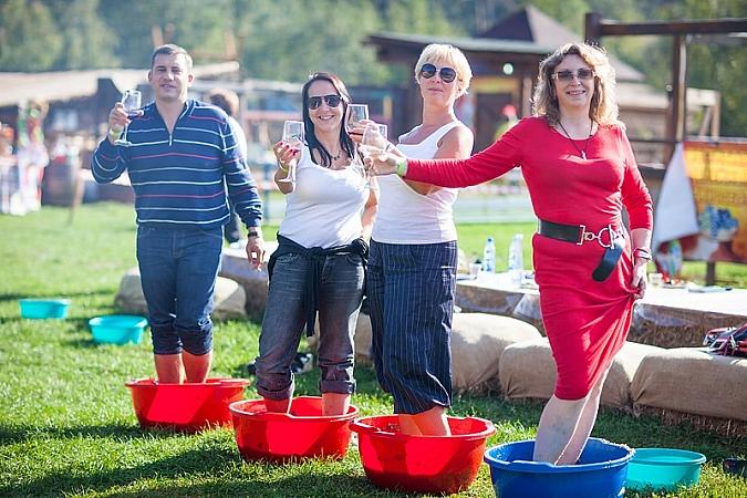 Куда пойти 26-27 сентября фестиваль вина