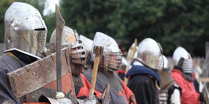 Куда пойти 14-15 ноября исторические бои