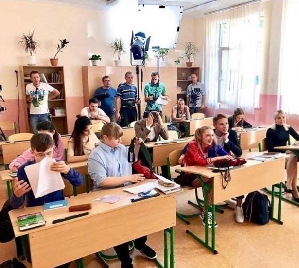 Актеры Сериал Школа