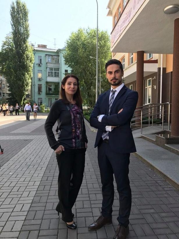 Алекс і Катя Школа
