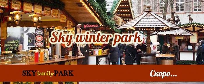 Куда пойти 5-6 декабря Sky Winter Park