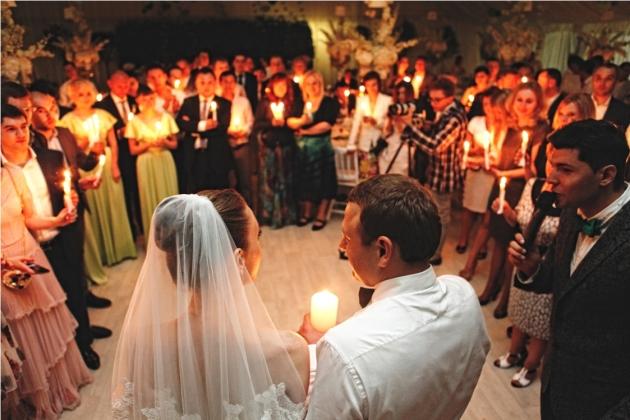 Топ 5 способов эффектно завершить свадьбу - фото №3