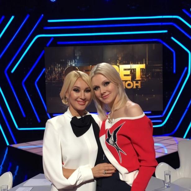 Наталья Рудина и Лера Кудрявцева