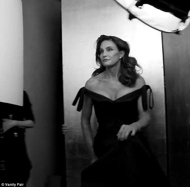 Как Брюс Дженнер выглядит в теле женщины: новая обложка Vanity Fair