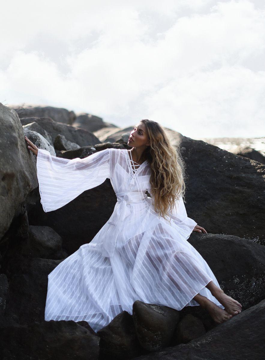 Свадебное платье для Регины Тодоренко. Спецпроект (эскизы+комментарии стилиста) - фото №3