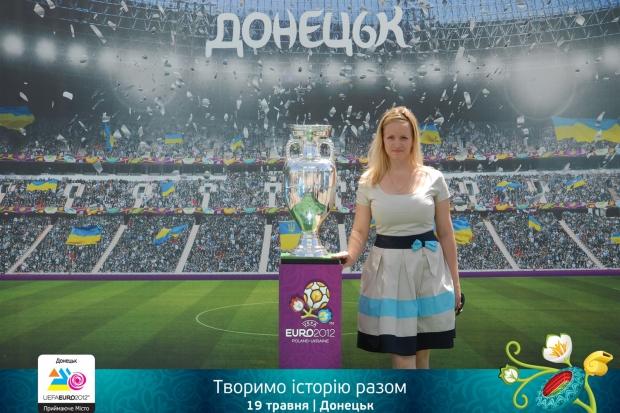 """Названо имя """"Мисс Евро 2012""""! - фото №2"""